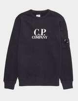 CP Company Logo Lens Sweatshirt