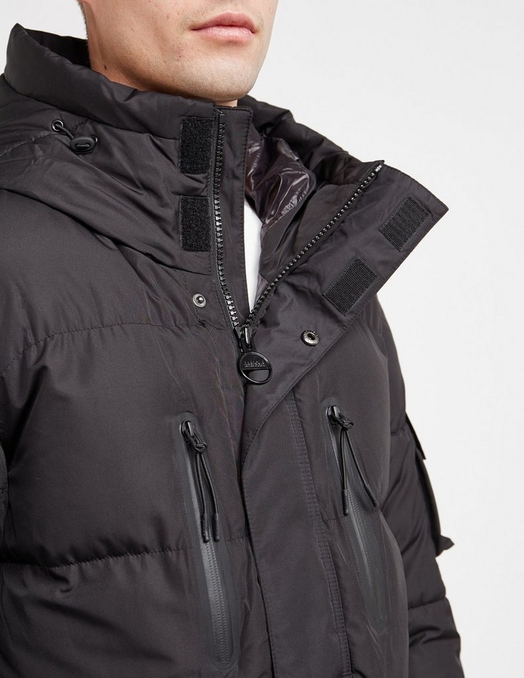 Barbour International Bankside Quilted Jacket