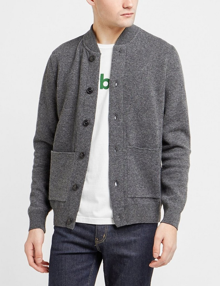 Barbour Witton Button Knitted Jumper