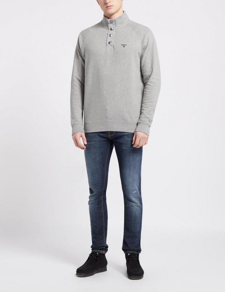 Barbour Half Zip Sweatshirt