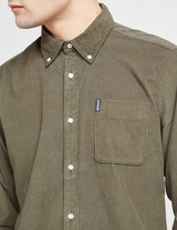 Barbour Cord Long Sleeve Shirt