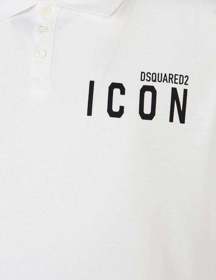 Dsquared2 Icon Short Sleeve Polo Shirt