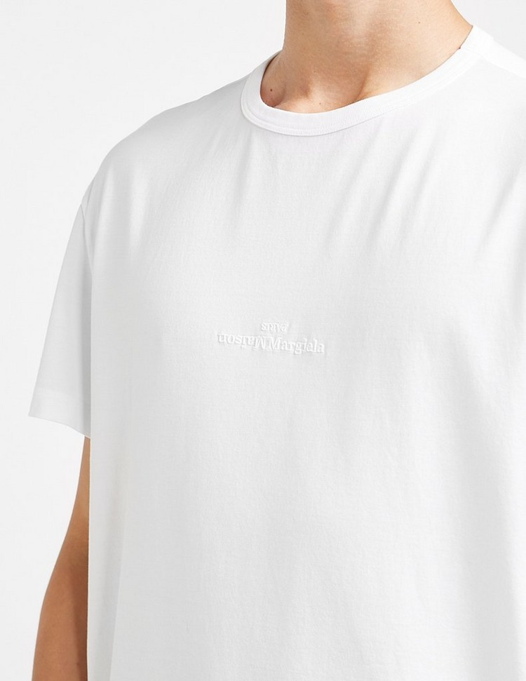 Maison Margiela Embroidered Script T-Shirt