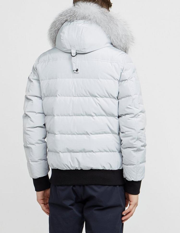 Moose Knuckles Scotch Bomber Fur Jacket