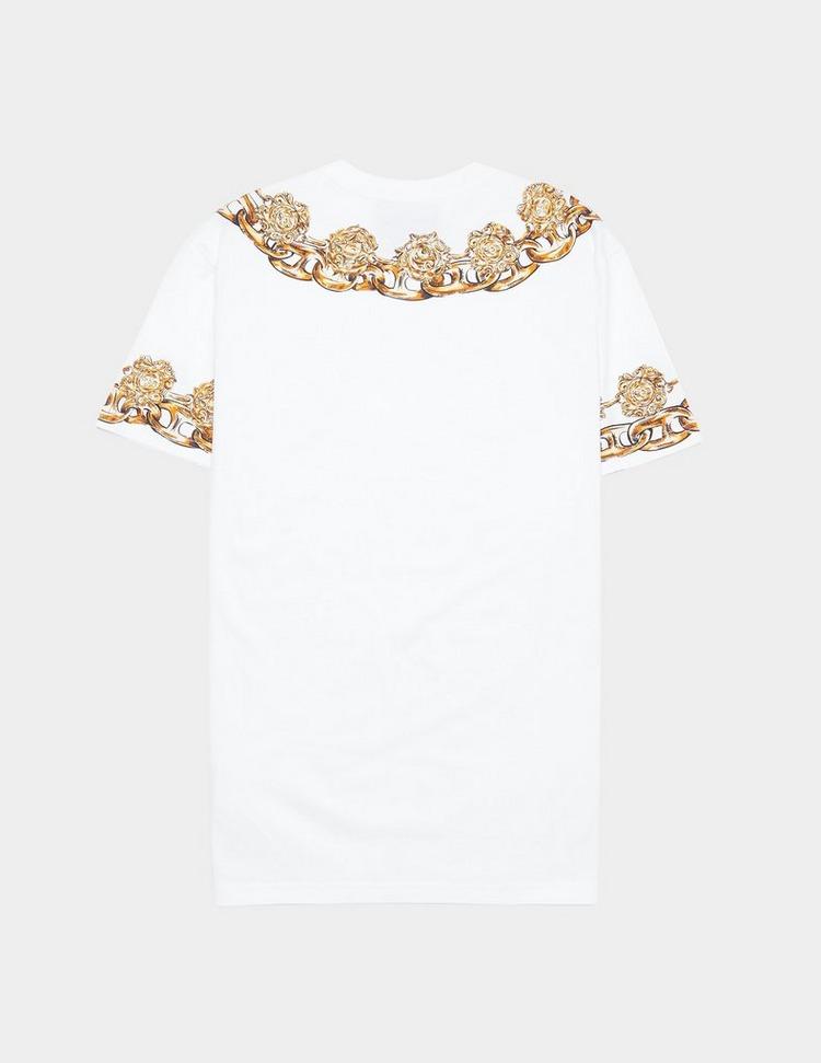 Moschino Baroque Short Sleeve T-Shirt