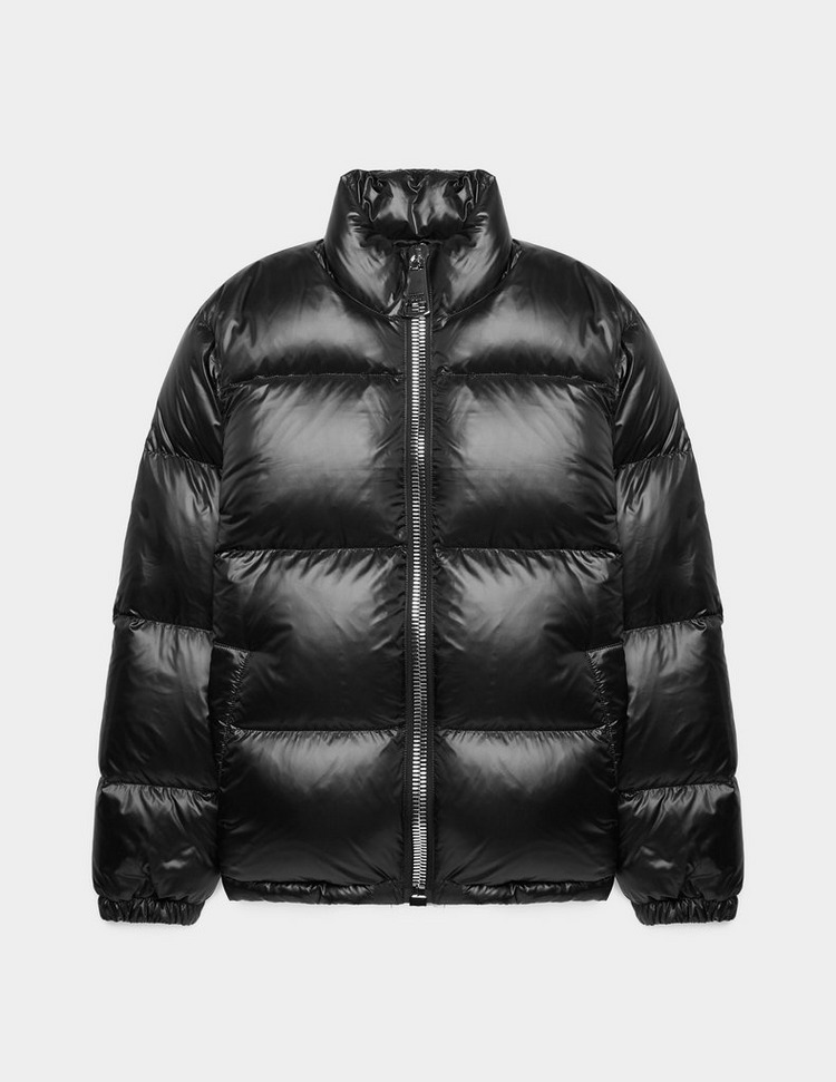 Moschino Back Logo Padded Jacket
