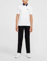 Lanvin Signature Short Sleeve Polo Shirt