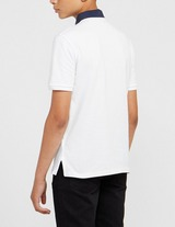 Lanvin Signature Short Sleeve Polo Shirt