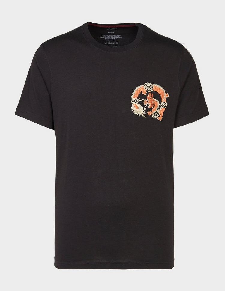 Maharishi Original Dragon Short Sleeve T-Shirt