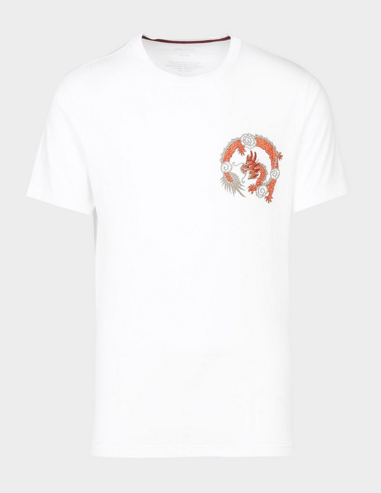 Maharishi Original Dragon Short Sleeve T-Shirt