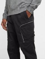 Stone Island Zip Badge Cargo Pants