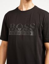 BOSS Large Logo Carbon T-Shirt