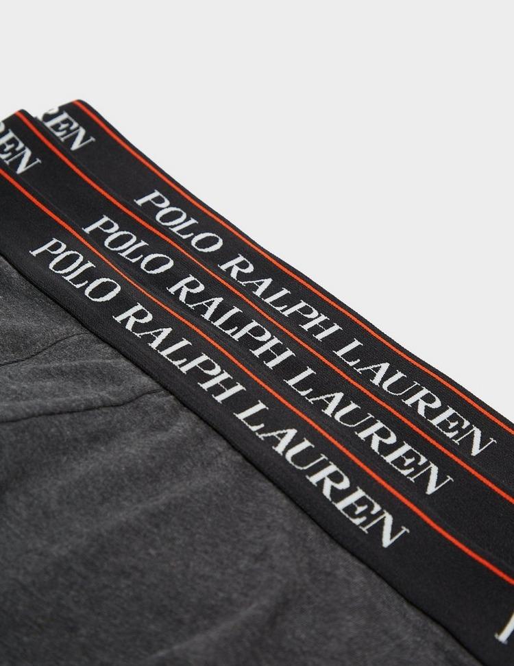 Polo Ralph Lauren 3-Pack Pony Marl Boxer Shorts