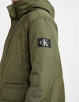Calvin Klein Jeans Tech Parka Jacket