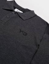 Y-3 Classic Chest Logo Short Sleeve Polo Shirt