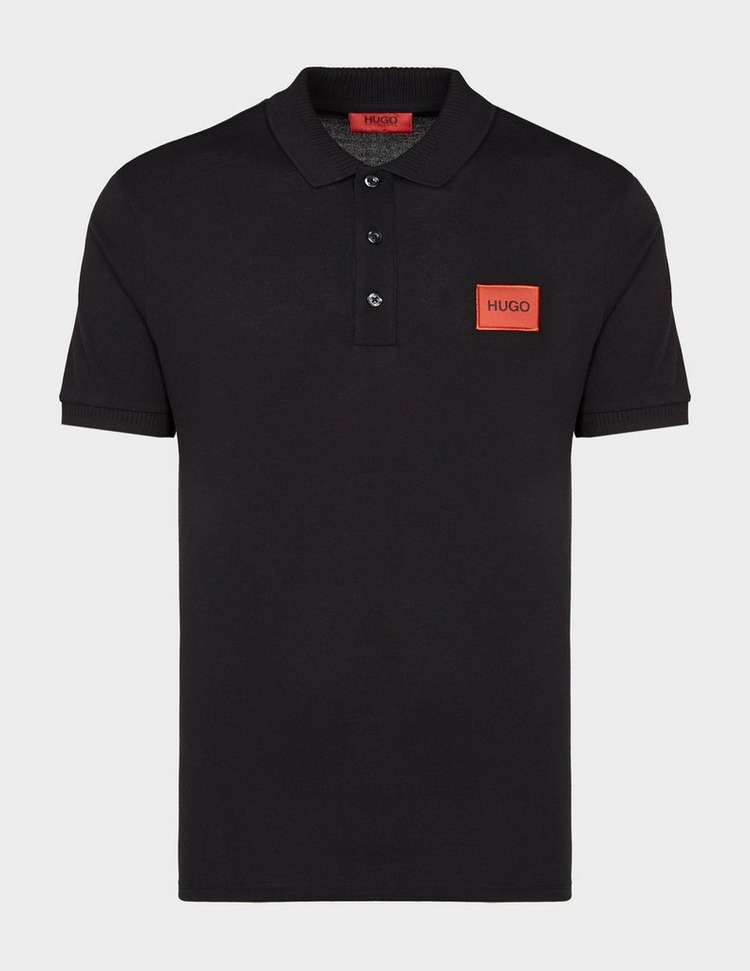 HUGO Dereso Short Sleeve Polo Shirt