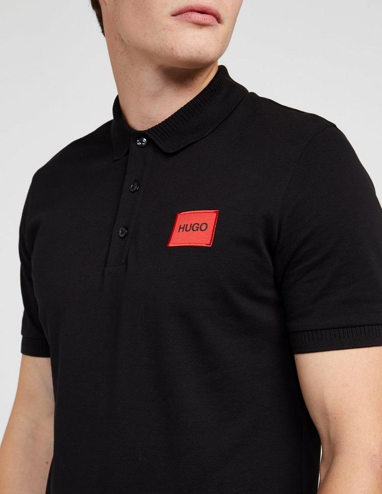 HUGO Dereso Short Sleeve Polo Shirt