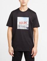HUGO Box Sign Short Sleeve T-Shirt