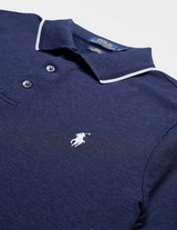 Polo Ralph Lauren Tip Short Sleeve Mesh Polo Shirt