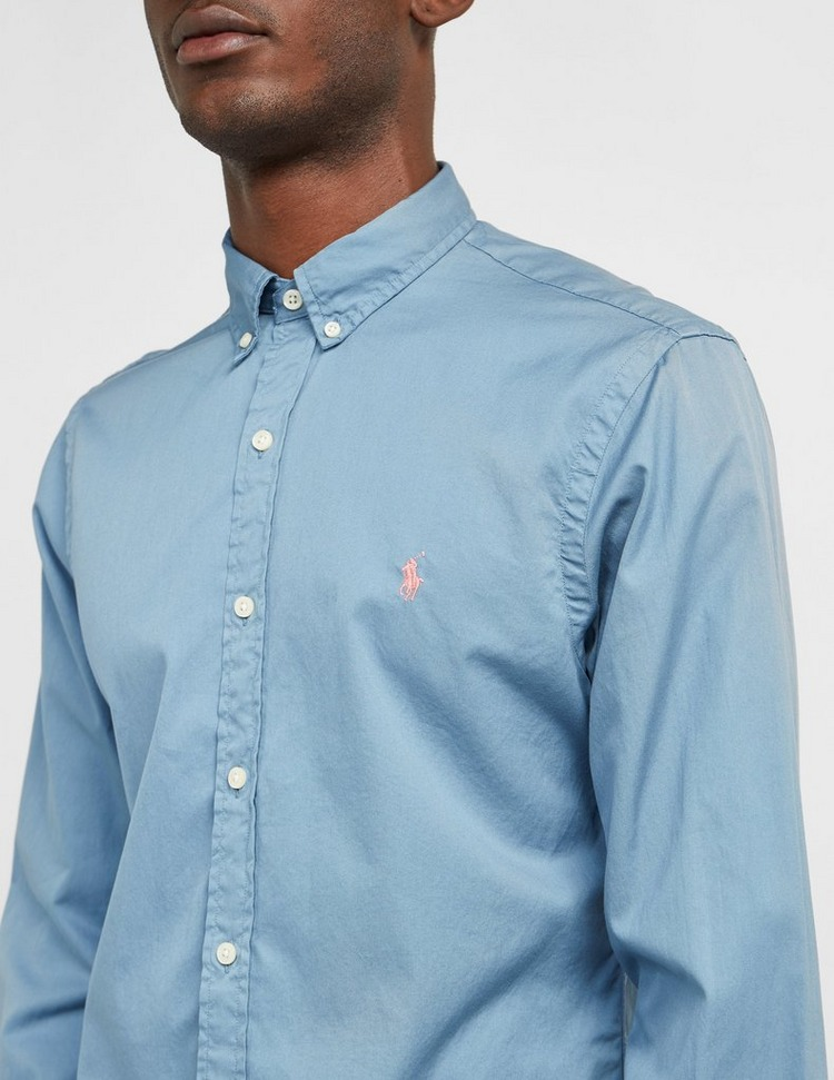 Polo Ralph Lauren Good Dyed Chino Long Sleeve Shirt