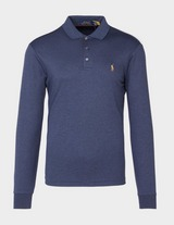 Polo Ralph Lauren Pima Cotton Long Sleeve Polo Shirt