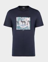 PS Paul Smith Antique Zebra T-Shirt