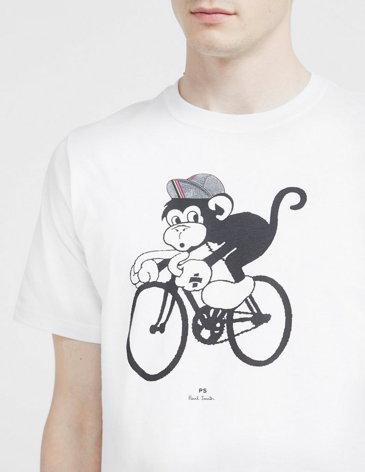 PS Paul Smith Bike Monkey T-Shirt
