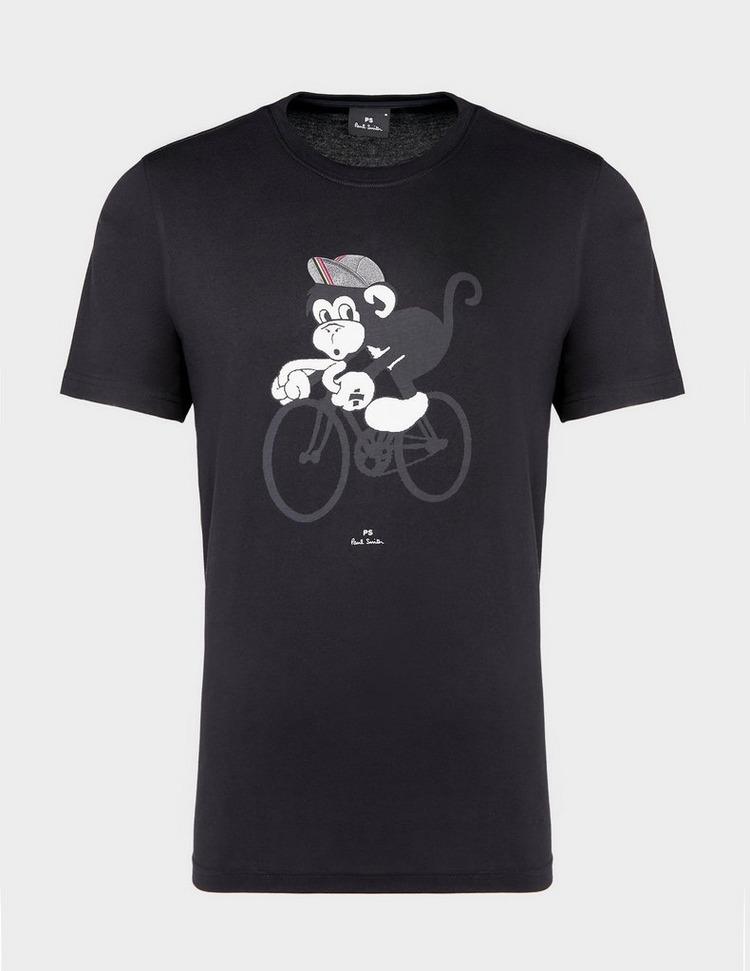 PS Paul Smith Bike Monkey T-Shirt