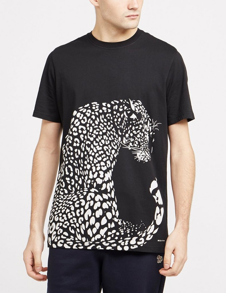 PS Paul Smith Big Leopard T-Shirt