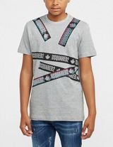 Dsquared2 Tape T-Shirt