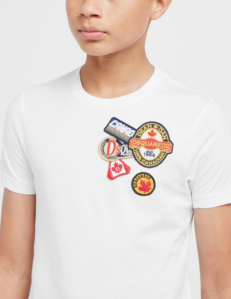 Dsquared2 Patch T-Shirt