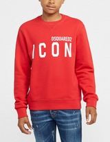 Dsquared2 Icon Logo Sweatshirt