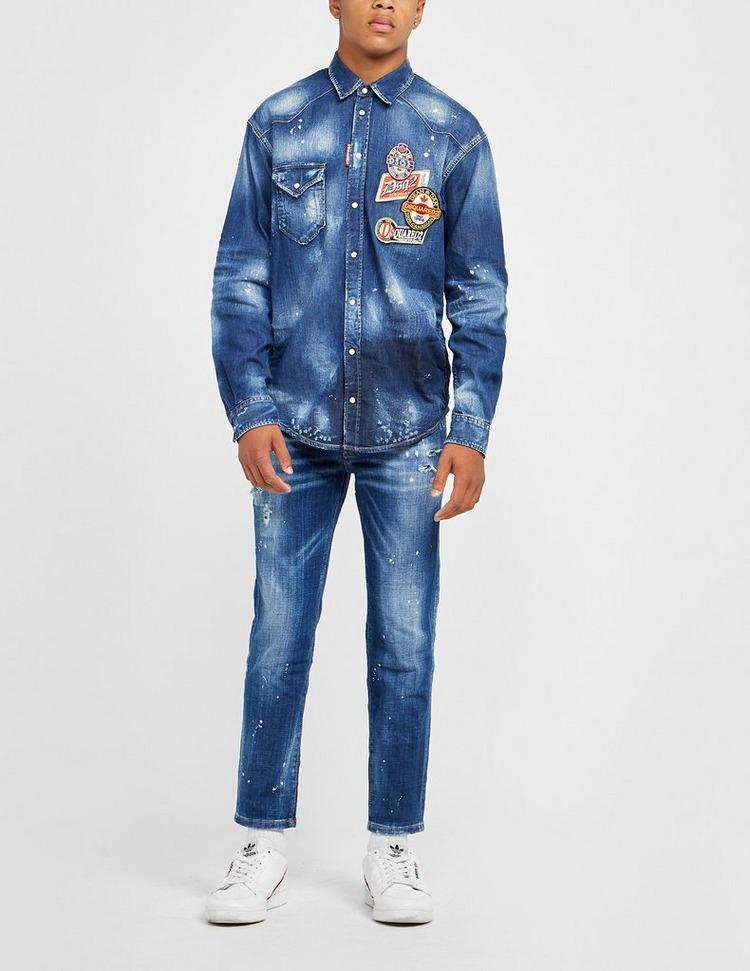 Dsquared2 Icon Denim Jeans