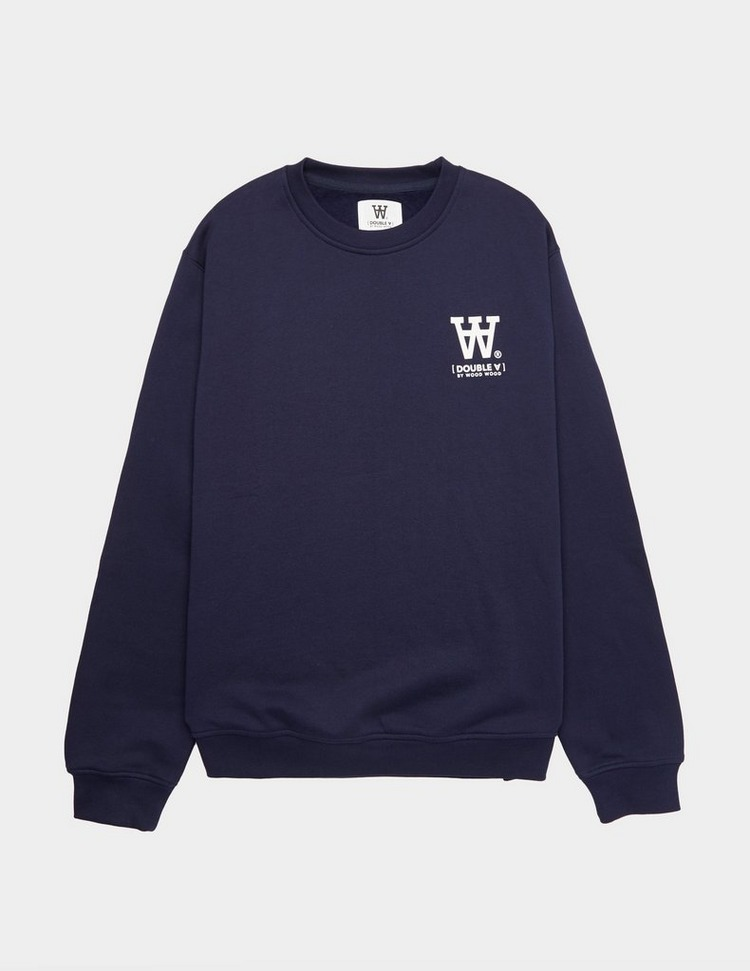 Wood Wood Tye Crewneck Sweatshirt