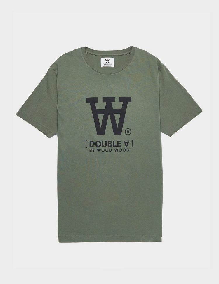 Wood Wood Ace Large Logo T-Shirt