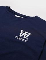 Wood Wood Ace Small Logo T-Shirt