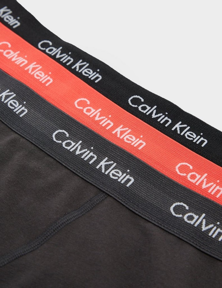 Calvin Klein Underwear 3-Pack Trunks