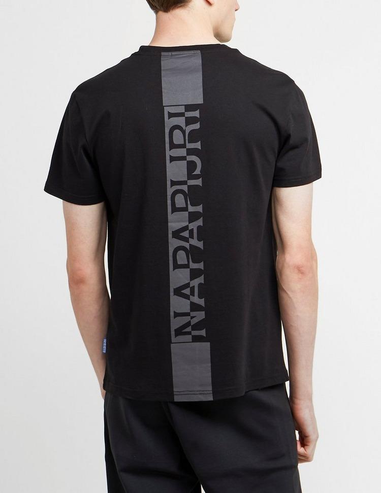 Napapijri Spine Hit Logo T-Shirt