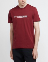 Napapijri Core Logo Short Sleeve T-Shirt Men's