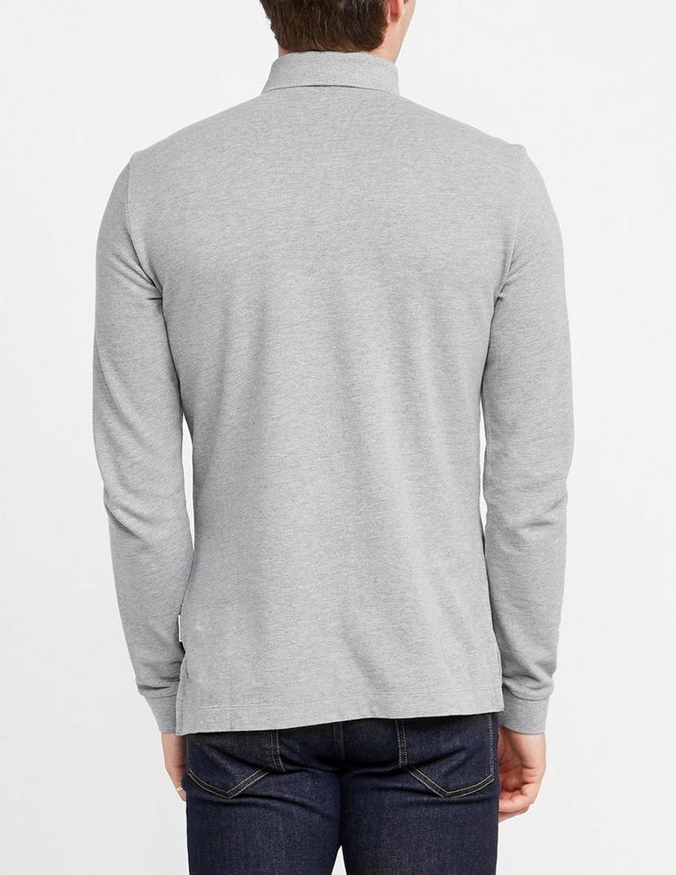 Napapijri Ebir Long Sleeve Polo Shirt