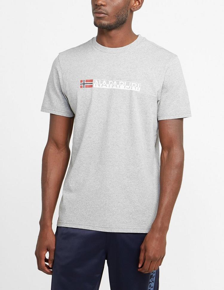 Napapijri Core Logo Short Sleeve T-Shirt Men's