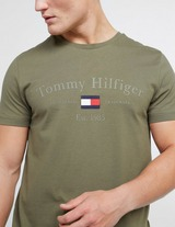 Tommy Hilfiger Archive Flag Short Sleeve T-Shirt