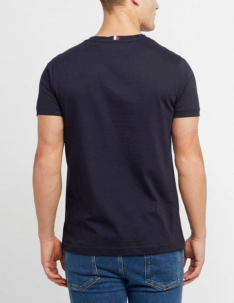 Tommy Hilfiger Corporate Stripe Box Short Sleeve T-Shirt
