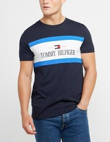 Tommy Hilfiger Cut and Sew Logo Short Sleeve T-Shirt