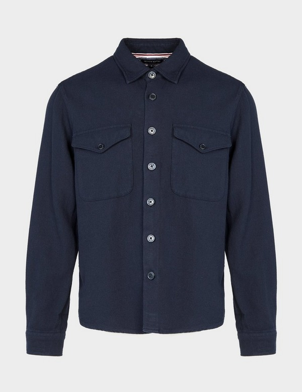 Tommy Hilfiger Heavy Twill Overshirt