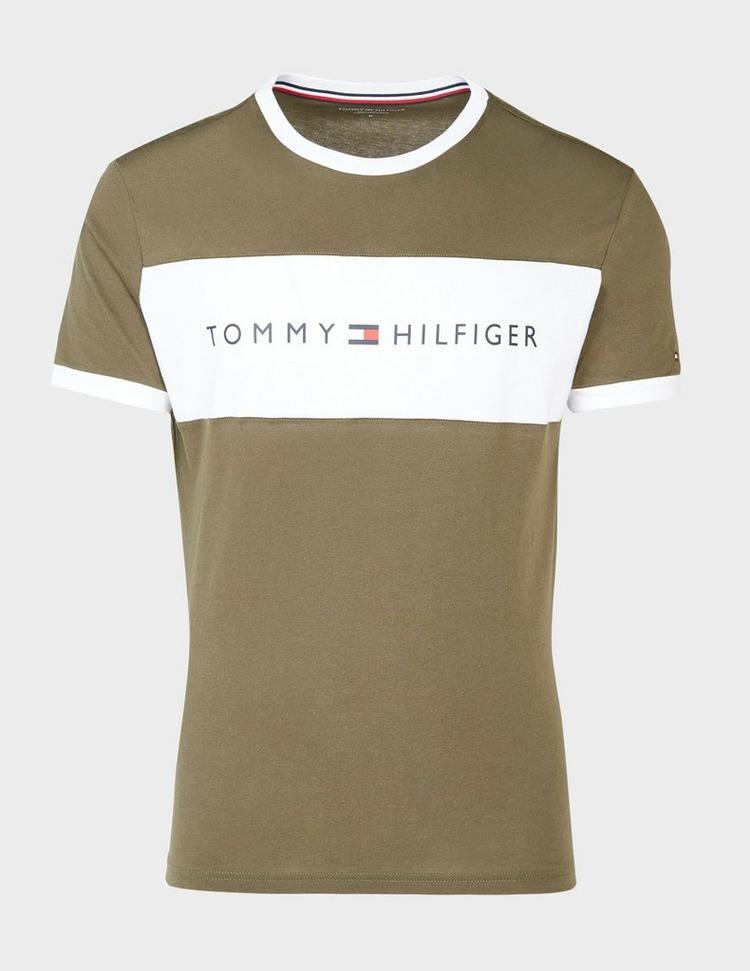 Tommy Hilfiger Block Logo Short Sleeve T-Shirt