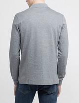 Paul and Shark Core Long Sleeve Polo Shirt