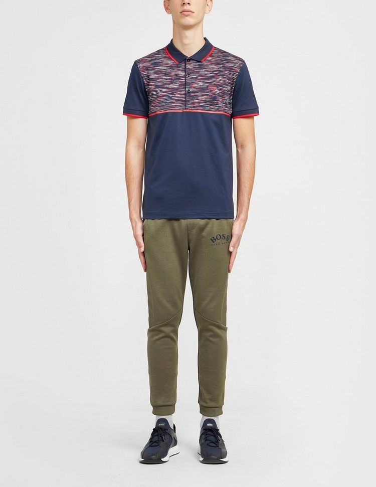 BOSS Paule Space Dye Polo Shirt