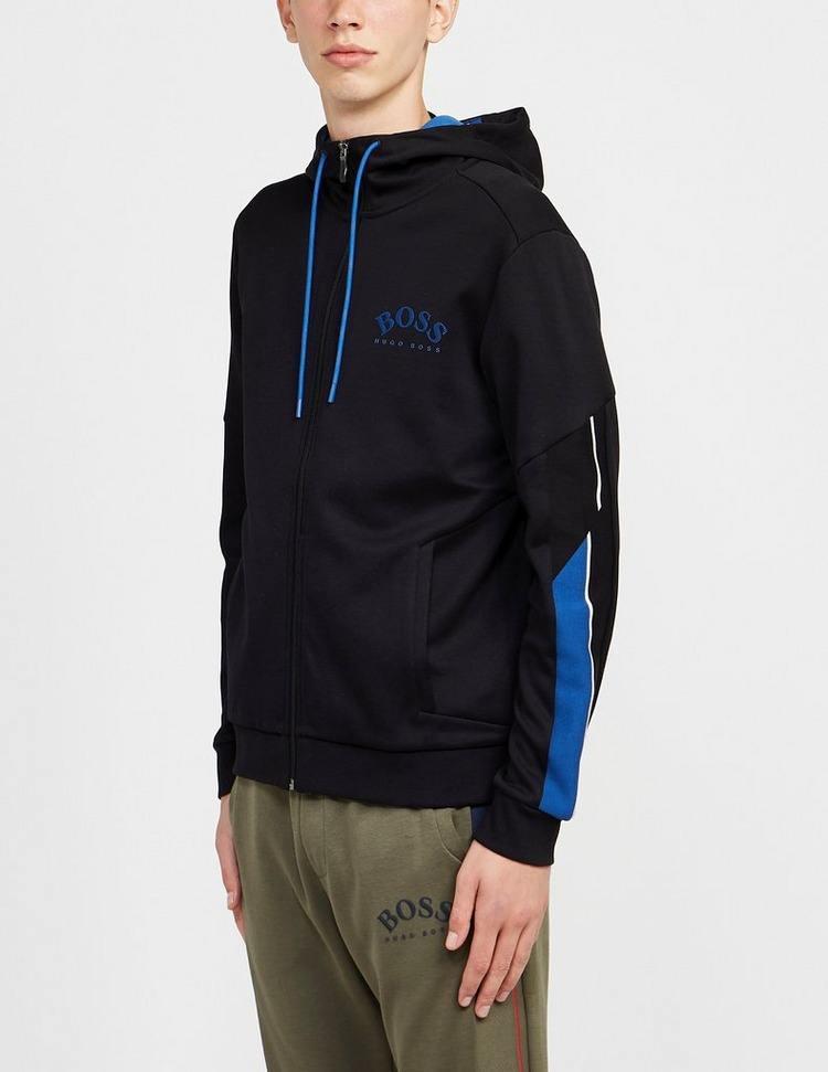 BOSS Saggy Hatch Full Zip Hoodie