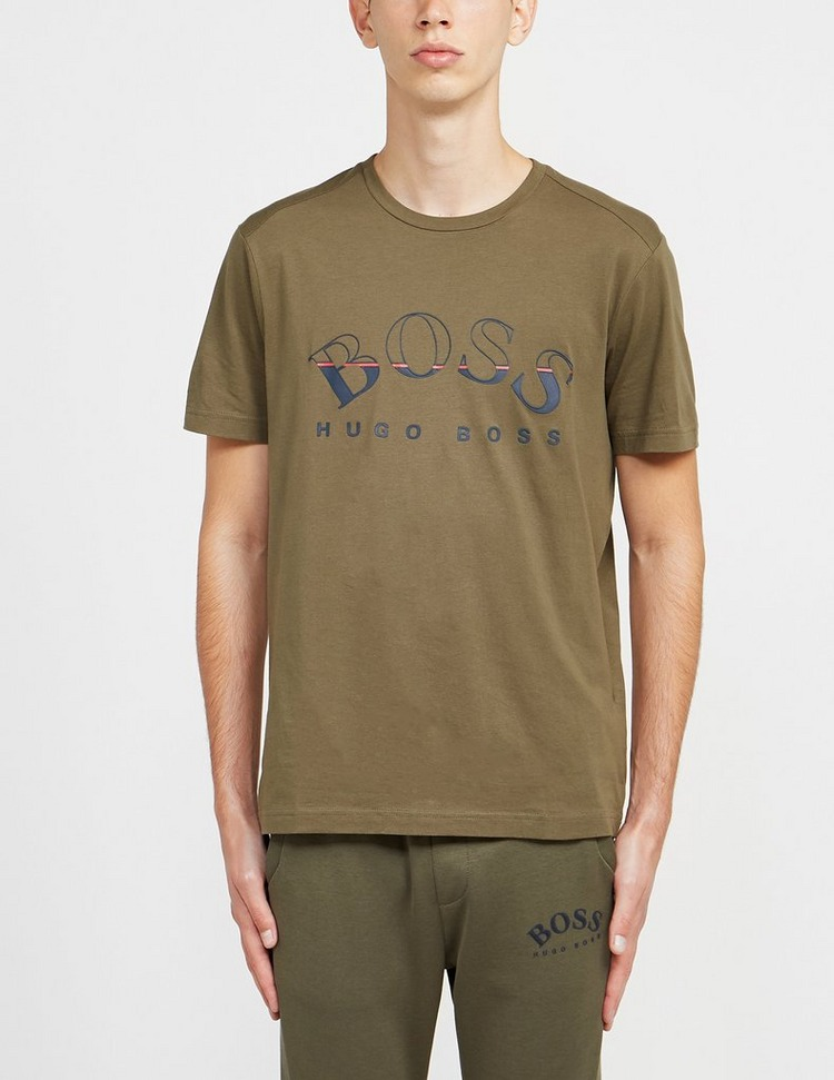 BOSS Tee 1 Curve Short Sleeve T-Shirt